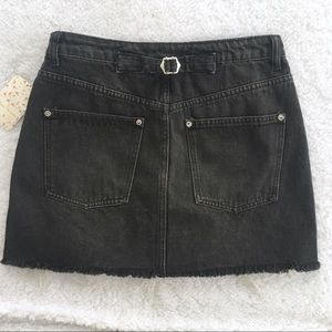 Free People Skirts - Free People Rugged A- Line Skirt
